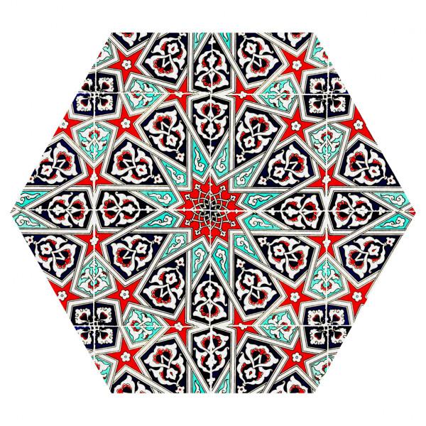 Toby Ikem Hexagon